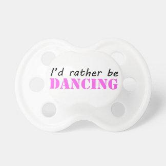 Dancing Baby Pacifier