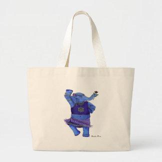 Dancing Elephant Bag