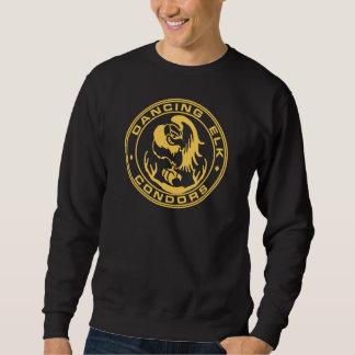 dancing elk condors sweatshirt
