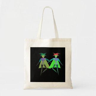 Dancing Elves Bag