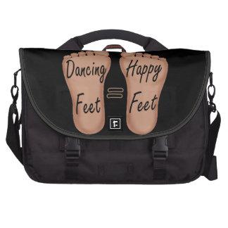 Dancing Feet Commuter Bag