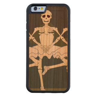 Dancing Female Skeletons Cherry iPhone 6 Bumper