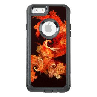 Dancing Firebirds Abstract Art Commuter OtterBox iPhone 6/6s Case