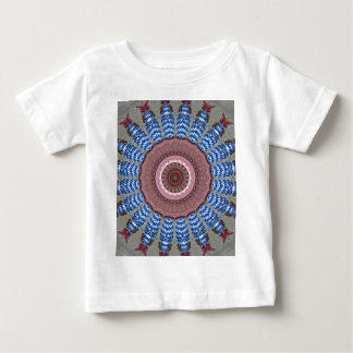 Dancing Folk Legs, A Morris Dance Design Baby T-Shirt