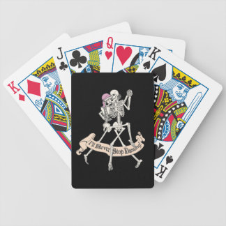 Dancing Forever Bicycle Poker Cards