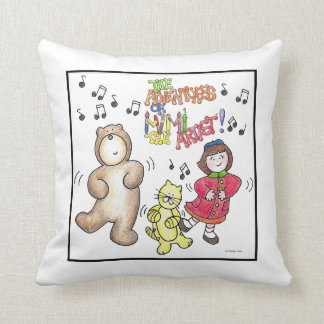 Dancing Friends Cushion