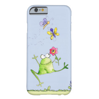 Dancing Frog Barely There iPhone 6 Case