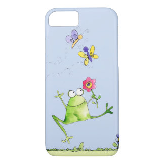 Dancing Frog iPhone 7 Case