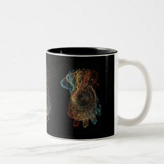 Dancing Ganesha Good Luck Mug