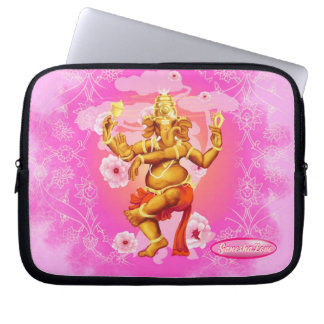 Dancing Ganesha Laptop Sleeve