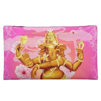 Dancing Ganesha Makeup Bags