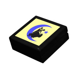 dancing gift boxes