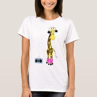 Dancing Giraffe T-Shirt