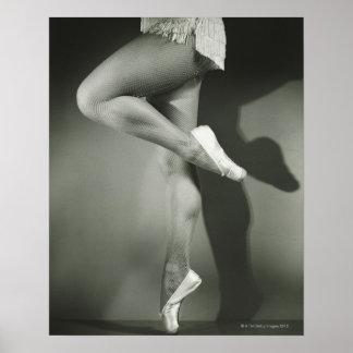 Dancing Girl Posters