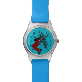 Dancing Girl Watch - customise
