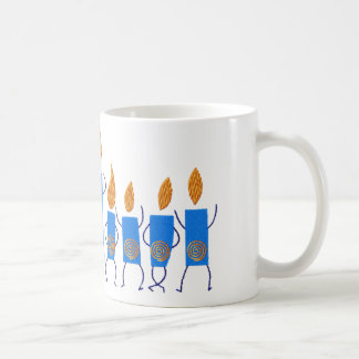 Dancing Hanukkah Mug