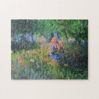 Dancing in the Field Jigsaw Puzzle