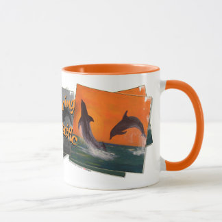 Dancing In The Pacific Mug