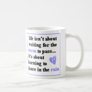 Dancing In The Rain Coffee Mug