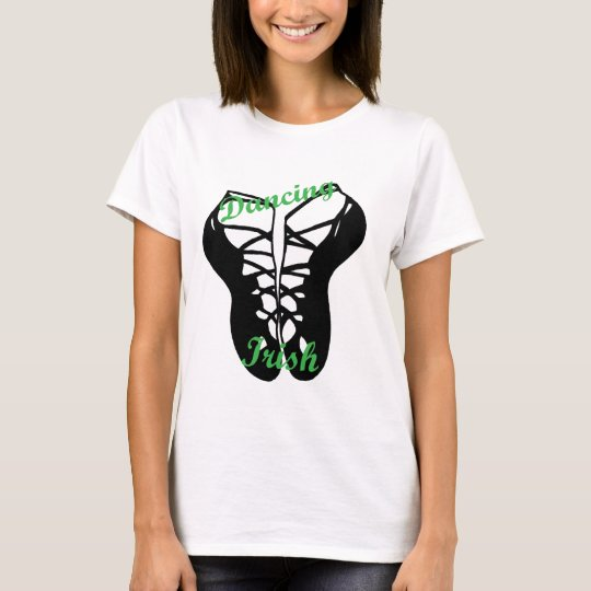 Dancing Irish shirt
