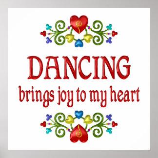 Dancing Joy Posters