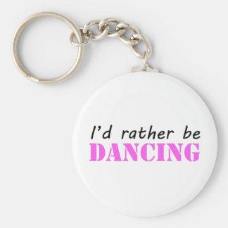 Dancing Key Ring