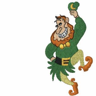 Dancing Leprechaun Hoody
