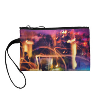 Dancing Lights Coin Purses