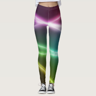 Dancing Lights Leggings