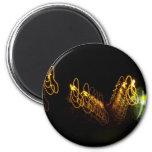 Dancing Lights Magnet