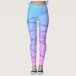 Dancing Lines Leggings