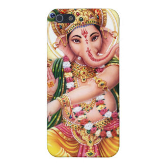Dancing Lord Ganesha Cover For iPhone 5/5S
