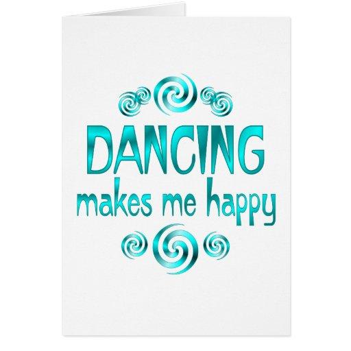 Dancing Makes Me Happy