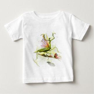 Dancing Mantis Baby T-Shirt