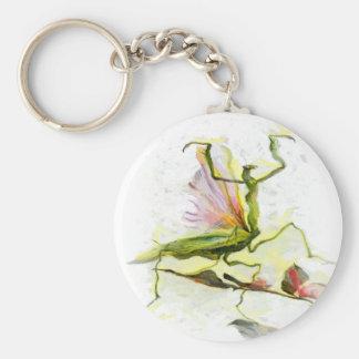 Dancing Mantis Key Ring