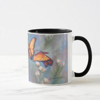 Dancing Monarchs Mug