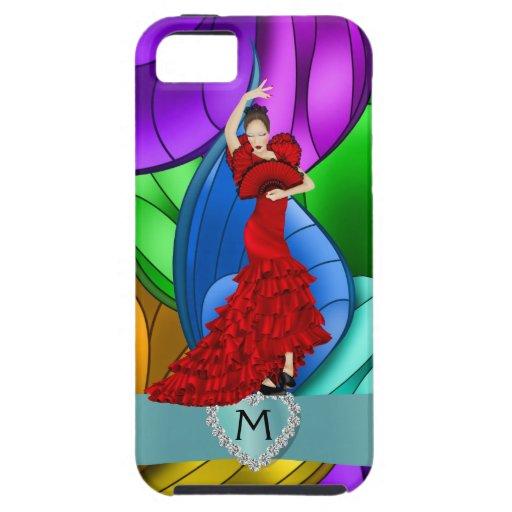 Dancing on Wings - SRF iPhone 5 Case