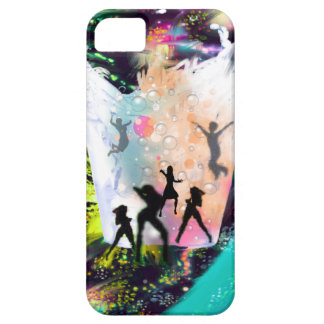 Dancing party barely there iPhone 5 case