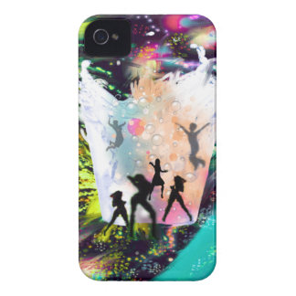 Dancing party Case-Mate iPhone 4 case