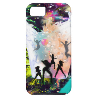 Dancing party iPhone 5 cover