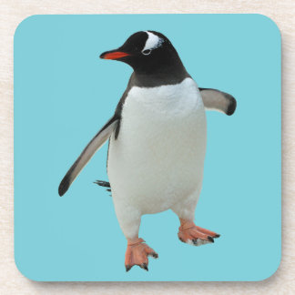 Dancing Penguin Coaster 1