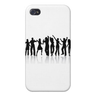 dancing-people cases for iPhone 4