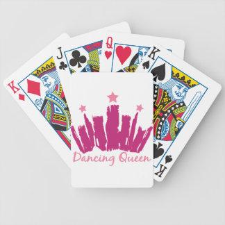 Dancing Queen Bicycle Poker Cards