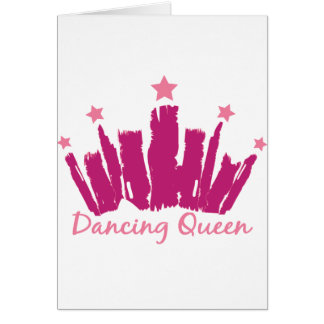 Dancing Queen Card