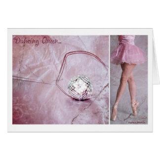 Dancing Queen... Diptych Card