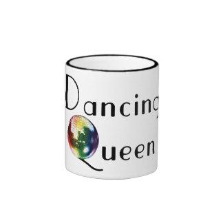 """""""Dancing Queen """" Coffee Mugs"""
