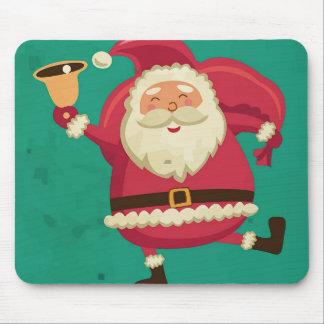 Dancing Santa Mousepads