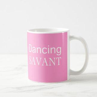 Dancing Savant Gifts Basic White Mug