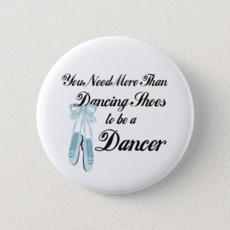 Dancing Shoes 6 Cm Round Badge