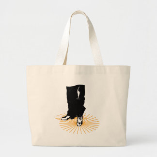 Dancing Shoes Canvas Bags